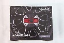 Alpine HCE-TCAM1-WRA Spare Tire Backup Cam & Brakelight for 07-Up Jeep Wrangler