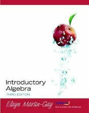 Introductory Algebra by K. Elayn Martin-Gay (2006, Other, Mixed media product)