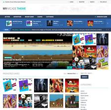 Hottest Wordpress Gaming Website Script Customizable Autopilot Mobile Friendly