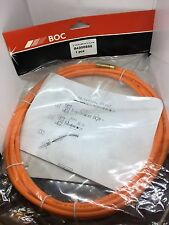 BOC TEFLON LINER 0.8-1.6 AL/4.5M ORANGE NEW FREE UK POSTAGE