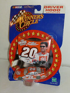 #20 TONY STEWART PONTIAC HOME DEPOT+HUSKY 2000 1/64 HOOD SERIES WINNERS CIRCLE