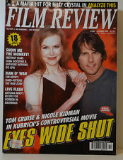 FILM REVIEW SPECIAL 586 -  TOME CRUISE - NICOLE KIDMAN - ANTONIA BIRD   (FR 189)