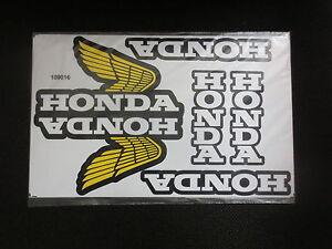 Tankaufkleber Honda CB 750/900 F/Bol Dor Monkey/Dax
