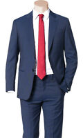 Ermenegildo Zegna Suit 44R royalblue NEW Cloth 100%Wool Sartorial  MADE IN ITALY