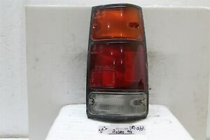 1989-1997 Isuzu Amigo Rodeo Passport Right Passenger Side Tail Light Oem 961 1K1