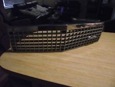 1989-1990 CADILLAC SEDAN DEVILLE CHROME GRILLE.OEM #25614636..........VERY NICE