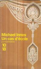 MICHAEL INNES UN CAS D'ECOLE