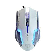 2400DPI 7D NAFFEE Desert Eagle 6 Buttons Optical Usb Gaming Mouse WOW RAZER LOL