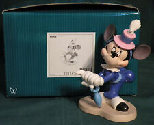"""WDCC Disney MINNIE MOUSE  """"A LOVELY LADY""""  From Nifty Nineties (Box but NO COA)"""