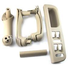 5 pcs Beige Interior Handle Door Grab Cover Switch Bezel Set Fit Jetta Golf mk4