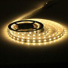 5M 300Leds 3528 SMD Bright Flexible Led Strip Lights Lamp Warm Non-waterproof