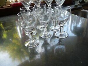 Stuart crystal Startime glasses  110 mm
