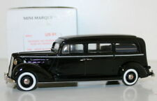 MINIMARQUE 1/43 US91 - 1936 PACKARD 120 HEARSE - BODY BY HENNEY