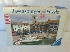 1000 Piece Jigsaw Puzzle Ravensburger Quayside Wareham Dorset 152919