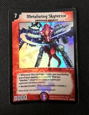 Duel Masters TCG Metalwing Skyterror Mint Condition