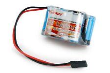 Tenergy 6V 1600mAh NiMH Hump Receiver Battery Pack w/ Hitec connector