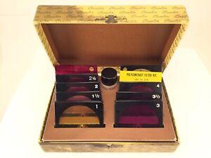 Beseler Polycontrast Filter Kit B&W Darkroom