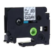 TZ-131 TZe-131 Compatible for Brother Standard P-Touch Label Tape Laminated 12mm