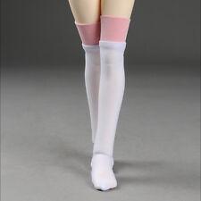 [Dollmore] 1/4BJD 43cm doll stockings MSD - SCHG Band Stocking (White)