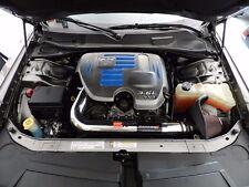 K&N Polished Cold Air Intake System for 2011-2015 Dodge Charger 3.6L V6