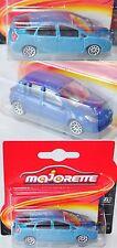 Majorette 212053050 Toyota Prius II Typ NHW20 graublaumetallic ca. 1:59