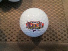LOGO GOLF BALL-NCAA..RIVALS.COM HULA BOWL 2000. OFFICIAL ALL-STAR GAME OF NCAA.