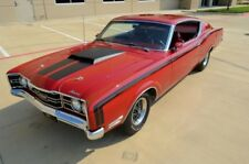 1969 Mercury *Drag Pack* Cyclone CJ 428 Super Cobra Jet 1 of 3