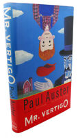 Paul Auster MR. VERTIGO  1st Edition 1st Printing