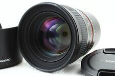 samyang 50/1.4 AS UMC Lens EXCELLENT++ JAPAN/8179