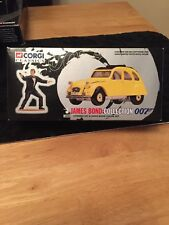 Corgi 65301 James Bond Citroen 2CV