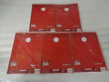 Lot 1000 copies doubles non-perforés seyes 21x29.7 90g