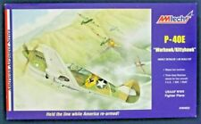 P-40 E Warhawk Kittyhawk  AMTech Kit No. 484602   1:48 scale  No Box