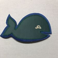 Hartford Whalers Vintage Whale Shoulder Patch For White Jersey Tackle Twill
