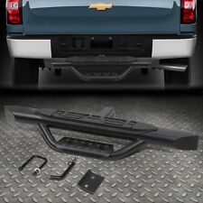 """FOR 2"""" RECEIVER TRUCK BED HEAVY DUTY ALUMINUM 3.75""""OD OVAL TOW HITCH STEP BAR"""