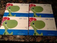 Massachusetts Gift Certificates