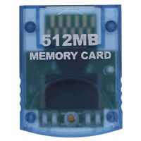 Professional 512MB Memory Card Stick for Nintendo Wii GameCube Console Healthy