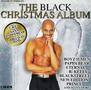 THE BLACK CHRISTMAS ALBUM / 2 CD-SET - TOP-ZUSTAND