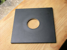pattern  Sinar F & P fit  lens board panel with copal 1 42mm hole