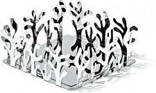 Alessi-ESI18-Mediterraneo, piatti di carta tovagliolo Holder lucidato a specchio