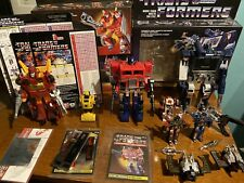 Transformers G1 Reissue Lot