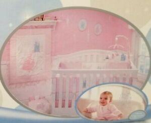 """Disney Baby Dreams Come True Window Valance 14"""" x 60"""" NIP"""