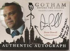 Cryptozoic Gotham Before the Legend Season 2 Drew Powell autograph Variant SP