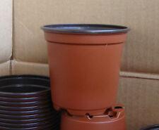 """4"""" inch  Plastic Nursery Flower Pots - 1000 pots"""