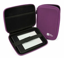"Púrpura duro caso para Amazon Kindle Paperwhite, Kindle 4, Touch & Fire HDX 7"""