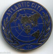 International Council of Nurses  Atlantic City 1937 Badge