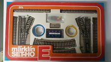 Marklin set-ho E 5191 electric switch set, controller and m track unused/vintage