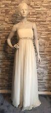 Kirstie Kelly Disney's Fairy Tale Wedding Dress/ Ivory 💯% Silk / Size:12