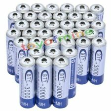 36 AA 2A 3000mAh NiMH Recycle Rechargeable Battery BTY
