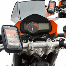 I PHONE Bike Cycling HOLDER Cell Phone Waterproof Motorcycle Case SAMSUNG Mount