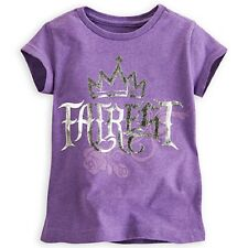 Disney Evil Queen Icon Tee Shirt for Girls  Descendants  size 4